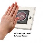 No Touch Exit Switch เทคโนโลยีใหม่ของปุ่มกด
