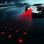 Laser Shift Car ไฟกะระยะ