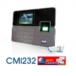 เครื่องสแกนลายนิ้วมือ HIP CMI232