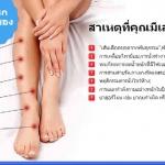 อาการปวดขาเกิดขึ้นได้อย่างไร
