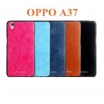 เคส OPPO A37 แบบ TPU + PU Mycolors