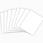 กระดาษการ์ดขาว 240 แกรม A4