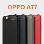 เคส OPPO A77 แบบ TPU กันกระแทก