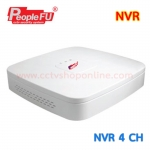PeopleFu NVR 1104 4 CH