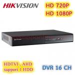 HIKVISION DS-7216HQHI-F1/N DVR HDTVI 16 CH