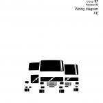 หนังสือ คู่มือซ่อม วงจรไฟฟ้า Wiring diagram Trucks Group 37 Release 02 FE ปี 2007 (ข้อมูลทั่วไป ค่าสเปคต่างๆ วงจรไฟฟ้า วงจรไฮดรอลิกส์)