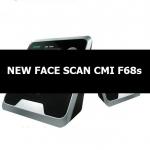 เครื่องสแกนใบหน้ารุ่นใหม่ cmi f68s ของทาง HIP