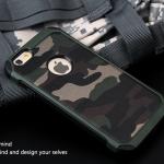 เคส iPhone SE ลายพรางทหาร NX CASE