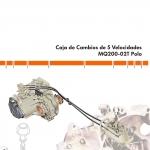CD คู่มือการซ่อม เกียร์ ธรรมดา 5สปีด MQ200-02T Polo VOLKSWAGEN