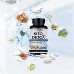 อาหารเสริมลดน้ำหนัก Kito Detox 40 เม็ด