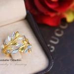 แหวนใบมะกอก (งาน 2 กษัตร์)