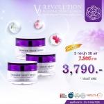 ครีม V2 กระปุกใหญ่ 30 ml เชท 3 กระปุก ของแท้100%