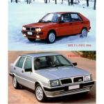 CD คู่มือซ่อมทั้งคัน และ WIRING DIAGRAM LANCIA DELTA, PRISMA / 4WD, DELTA HF ปี 1986 (2.0L,2.0L TURBO) (EN)