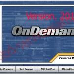 Mitchell Ondemand V.2012 โปรแกรมรวม คู่มือซ่อม และวงจรไฟฟ้า (service repair manual & wiring diagram) รถยนต์หลากหลายยี่ห้อ