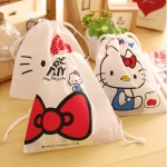 ถุง Hello Kitty 4 แบบ