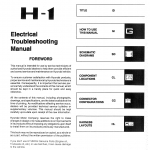 CD คู่มือซ่อมและ Wiring Diagram Hyundai H-1 ปี'02