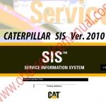 โปรแกรมรวมคู่มือซ่อม+WIRING DIAGRAM+PART CATALOG CATERPILLAR SIS V.2010