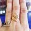 แหวนใบมะกอก พลอยนพเก้า thumbnail 4