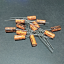 SPRAGUE 515D 10uF/16v Electrolytic Capacitors