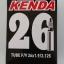 ยางใน KENDA 26X1.9/2.125 (จุ๊บเล็ก) thumbnail 1