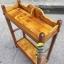 เรือสำปั้น 150 ซม ไม้สักทอง พร้อมขาตั้ง ไม้พาย แถมป้ายมงคล พร้อมตู้ สีสักทอง (ส่งฟรีทั่วประเทศ) แถมชุดว่ายน้ำ thumbnail 8