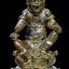 สีี่หูห้าตา เนื้อทองระฆังรมดำ ก้นอุดผงฝั่งโค๊ดผงมหาชนวน ครูบาอริยชาติ thumbnail 1