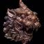 ปี่เซียะเรียกทรัพย์ เนื้อทองแดงผิวรุ้ง หลังอุดผงมวลสารเรียกทรัพย์ ฝั่งตะกรุดเรียกโชค 3 ดอก รุ่นมหาโชค โภคทรัพย์ thumbnail 2