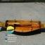 เรือสำปั้น 100 ซม ไม้สักทอง มีแท่นรองตู้ พร้อมขาตั้ง ไม้พาย แถมป้ายมงคล (ส่งฟรีทั่วประเทศ) thumbnail 3