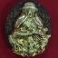 เนื้อพิเศษผงไม้แหย่แย้ผสมผงรังต่อ คลอบหน้ากากทอง หลวงปู่คำสังข์ ยโสธโร สำนักสงฆ์หนองหอยเก่า thumbnail 1