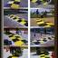 ยางชะลอความเร็ว แบบใหญ่ สีเหลืองดำ 50x50x6 cm thumbnail 5