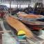 เรือไม้สัก เรือก๋วยเตี๋ยว ยาว 500 ซม (ส่งทั่วประเทศ) thumbnail 1