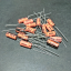 SPRAGUE 515D 22uF/25v Electrolytic Capacitors