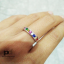 แหวนพลอยนพเก้า (คู่ละ 999.- บาท *สีเหมือนกันได้) thumbnail 4
