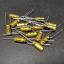 Nichicon MUSE FG 10uF/50v Electrolytic Capacitors