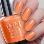 O.P.I Infinite Shine 2 Nail Lacquer 15ml #Endurance Race to the Finish