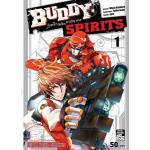 BUDDY SPIRITS คู่เหล็กพิชิตอาชญากล เล่ม 01