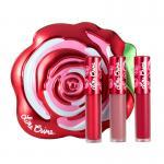 Lime Crime Velve-Tin (Mini Velvetines Boxed Set) #Red Velve-tin