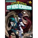 My Hero Academia เล่ม 6