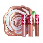 Lime Crime Velve-Tin (Mini Velvetines Boxed Set) #Champagne Velve-tin