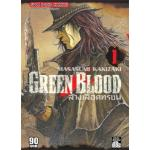 Green Blood ล้างเลือดทรชน เล่ม 1