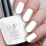 O.P.I Infinite Shine 2 Nail Lacquer 15ml #Non-Stop White