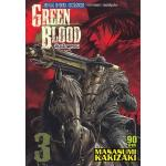 Green Blood ล้างเลือดทรชน เล่ม 3