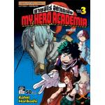 My Hero Academia เล่ม 3