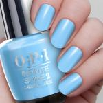 O.P.I Infinite Shine 2 Nail Lacquer 15ml #To Infinity & Blue-Yond