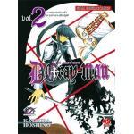 D.Gray Man ดีเกรย์ แมน เล่ม 02