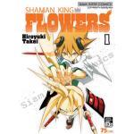 Shaman King Flowers เล่ม 1
