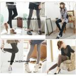 เลคกิ้งบุผ้าขนแกะ 9 ส่วน (ยาวถึงข้อเท้า)งานนำเข้าเกาหลีงานคุณภาพเกรดพรีเมี่ยม