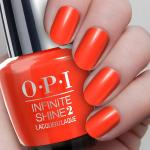 O.P.I Infinite Shine 2 Nail Lacquer 15ml #No Stopping Me Now