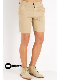กางเกงขาสั้น สุดชิล สีครีม