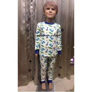 ชุดลองจอนเด็ก วูลสเปเชี่ยลการ์ตูน เสริมวูลหนาแน่นพิเศษ 1